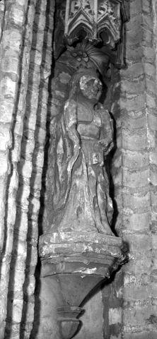 Poperinge Beeldje Sint Bertinuskerk Small
